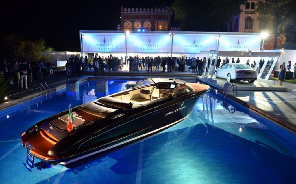 Venezia, Terrazza Maserati