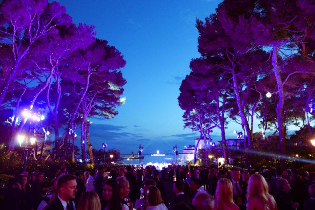 Cannes Festival, de Grisogono, Hotel Du Cap Eden Roc Party