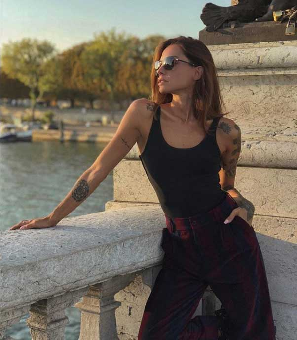 Laura Molina per Silhouette