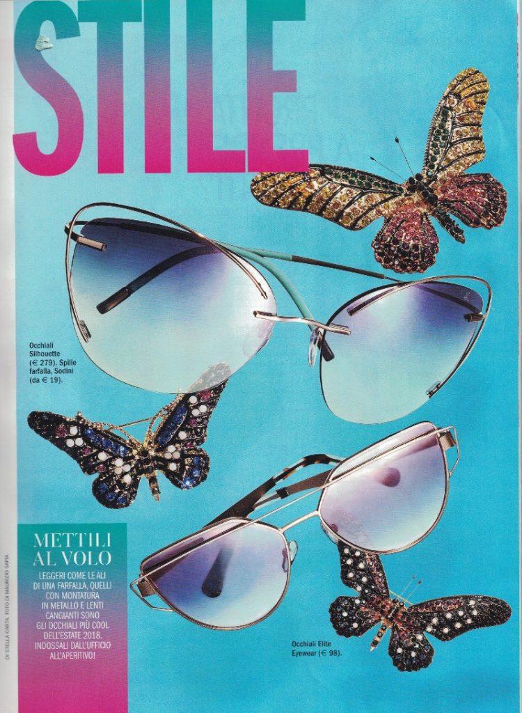 Cosmopolitan per Silhouette